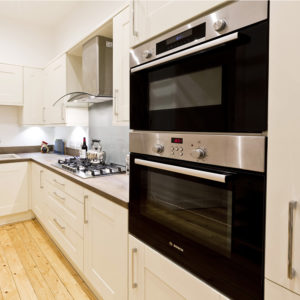 Beautiful stunning high quality custom kitchen designed and built in Scotland