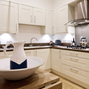 stunning quality kitchen built to the clients specifications in Scotland, UK