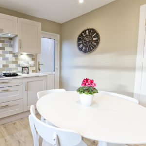High quality custom made kitchen, designed and built in Scotland