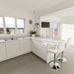Stunning custom kitchen. Designed and made in Scotland
