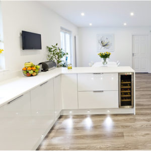 High quality custom made kitchen in Scotland