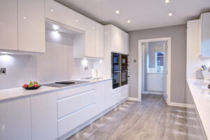 Custom Built Glasgow Kitchen